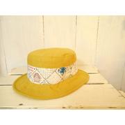 ハトメ帽子(52センチ)
